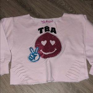 Other - Truly Whimsical Sweatshirt-TBA- Size 7/8